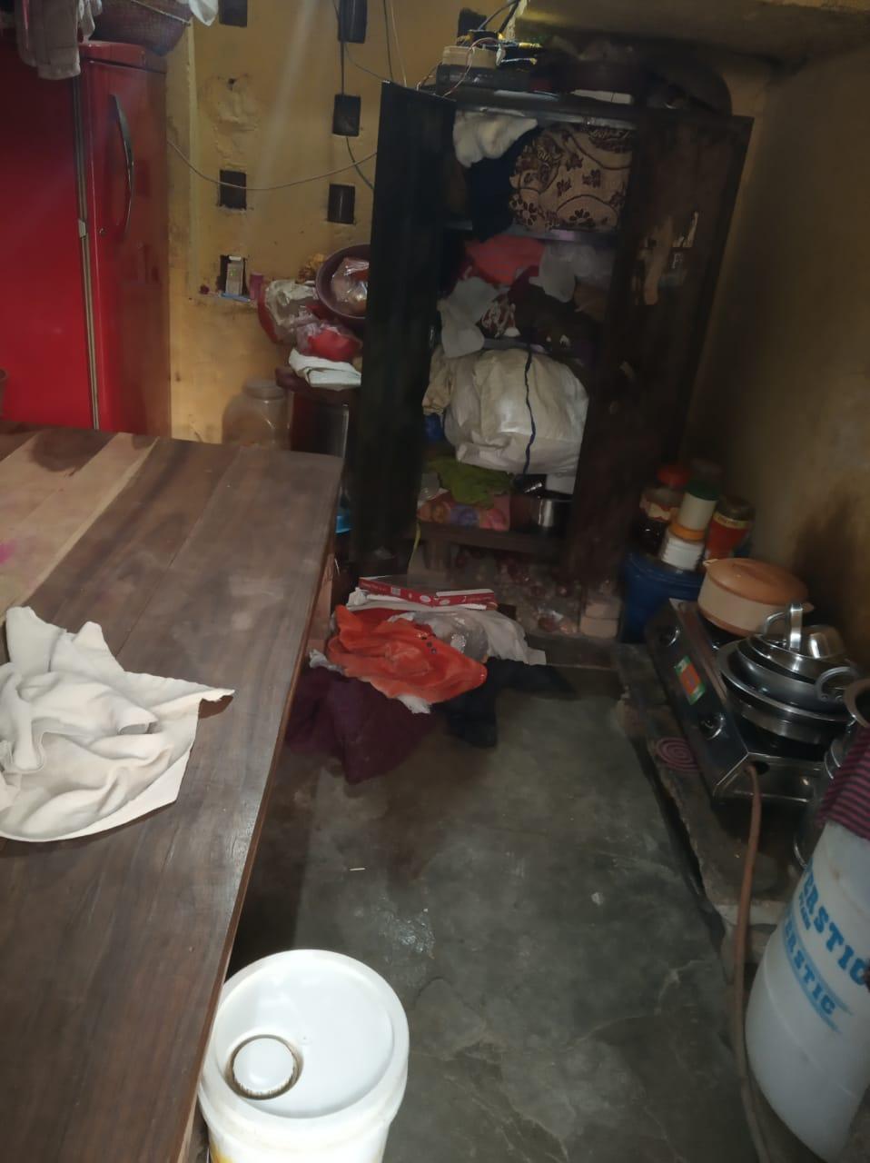हिंदी समाचार  पशु अस्पताल के कर्मचारी आवास...