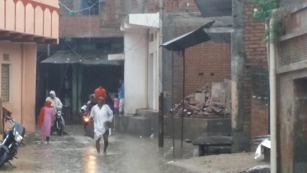 हिंदी समाचार |गोपीगंज नगर में हुई पहली...