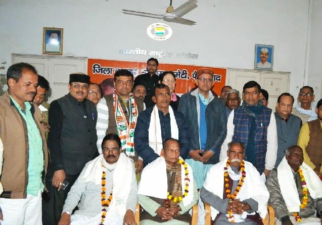 हिंदी समाचार |वरिष्ठ कांग्रेसी नेताओं को...