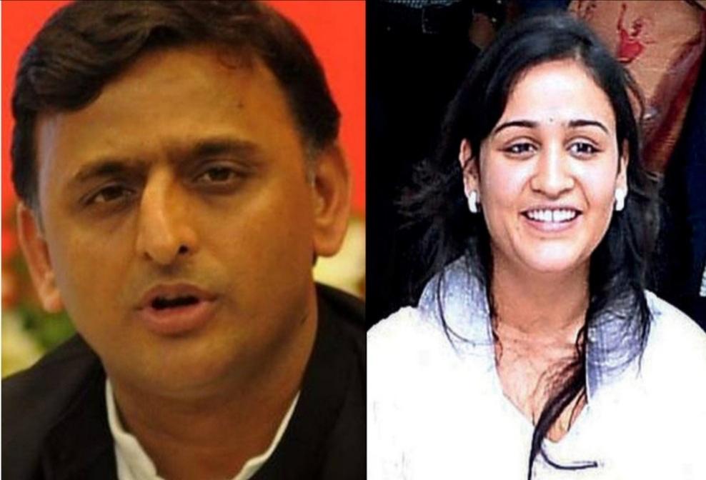 हिंदी समाचार | अखिलेश ने अपर्णा के BJP ज्वाइन...