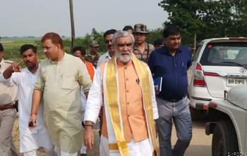 हिंदी समाचार |केंद्रीय मंत्री अश्विनी चौबे...
