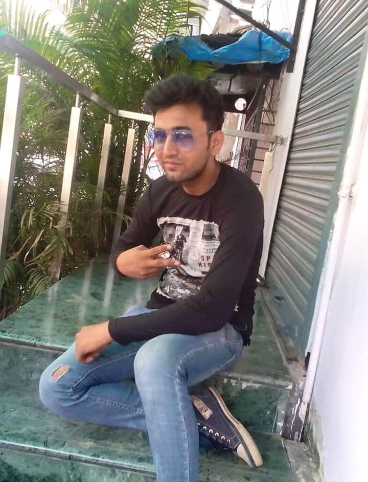 हिंदी समाचार |बीसा के युवक की सड़क दुर्घटना...