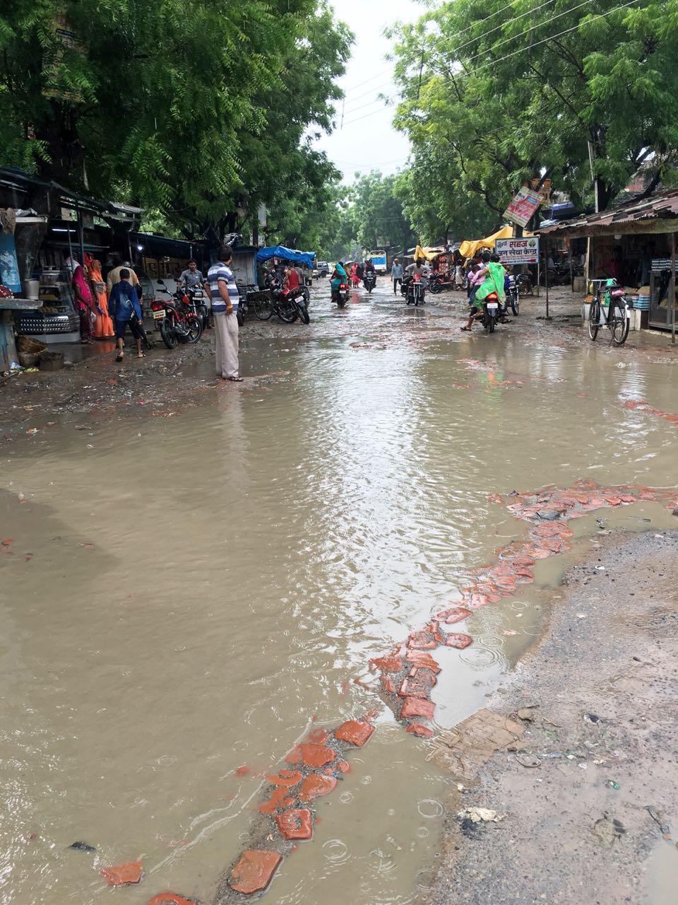 हिंदी समाचार |दुर्दशाग्रस्त है जौनपुर जिले...