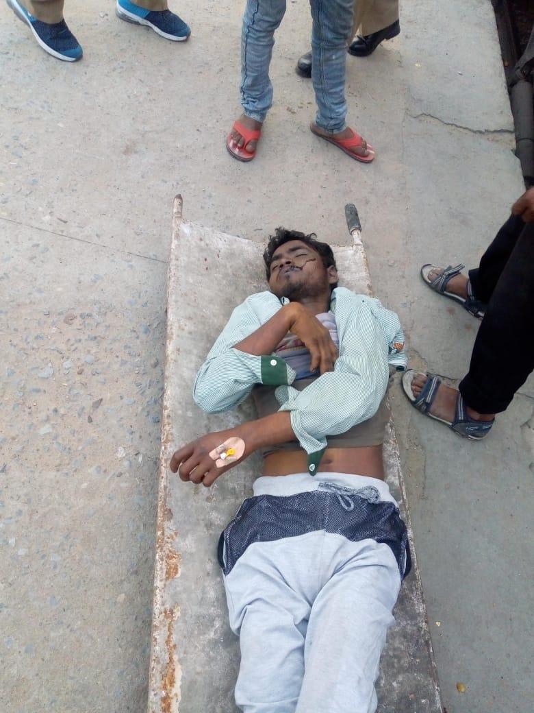 हिंदी समाचार | गंगा सतलज एक्सप्रेस में मिली...