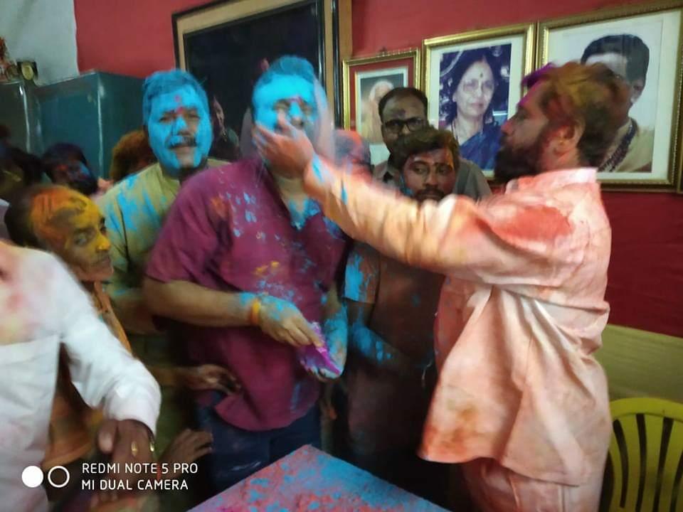 हिंदी समाचार |दिवा में धूमधाम से मनाया गया...
