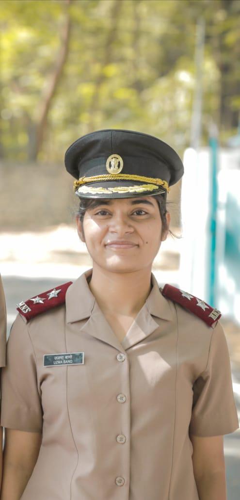 हिंदी समाचार |कौशाम्बी की बेटी बनी फौज में...