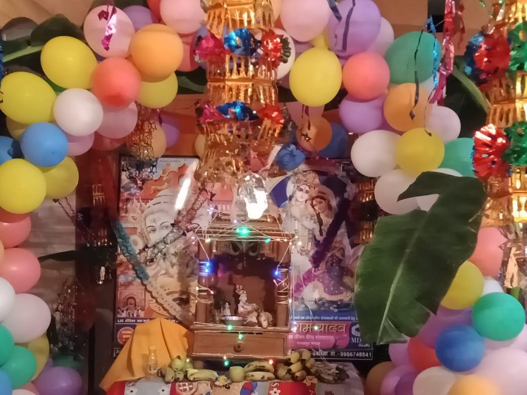 हिंदी समाचार  अहलादपुर मरकड़ी - रुद्रपुर मे...