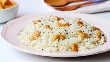 हिंदी समाचार  खाना खजाना : पनीर काजू पुलाव