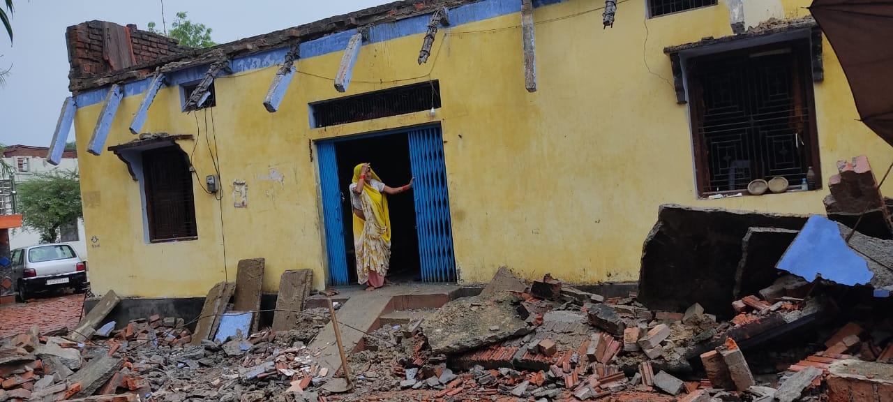 हिंदी समाचार |सुरियावाँ के हरीपुर गाँव में...