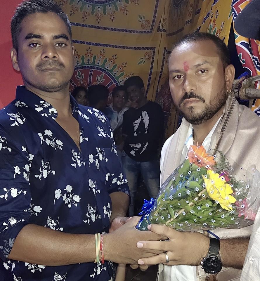 हिंदी समाचार |जय अम्बे मित्र मंडल सेक्टर 1...