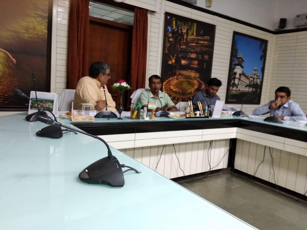 हिंदी समाचार |समाधान दिवस पर जनशिकायती...