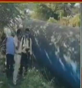 हिंदी समाचार |अंबरनाथ में मिली महिला की जली...