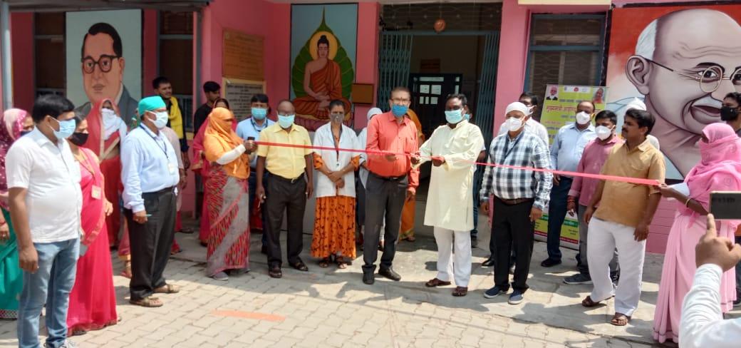 हिंदी समाचार | मुख्यमंत्री आरोग्य मेला में...