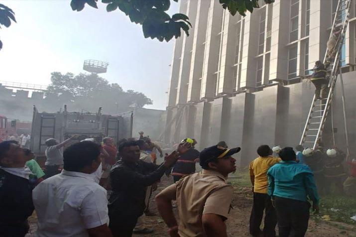 हिंदी समाचार |ESIC कामगार हॉस्पिटल में आग का...