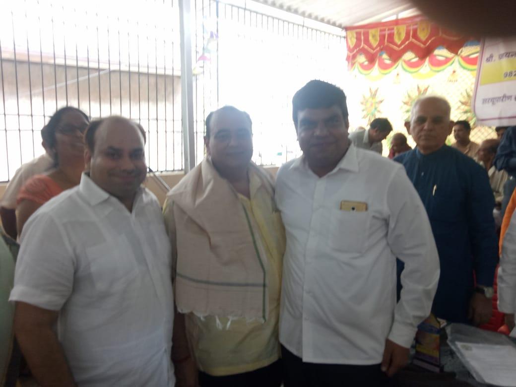 हिंदी समाचार | सरयूपारीण ब्राह्मण मंच द्वारा जरूरतमंदों की सच्ची सेवा