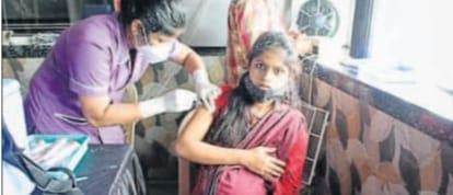 हिंदी समाचार |कोविड टीकाकरण में गर्भवती...