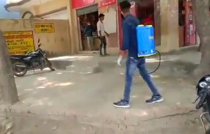 हिंदी समाचार |युवाओं ने ठाना है कोरोना को...