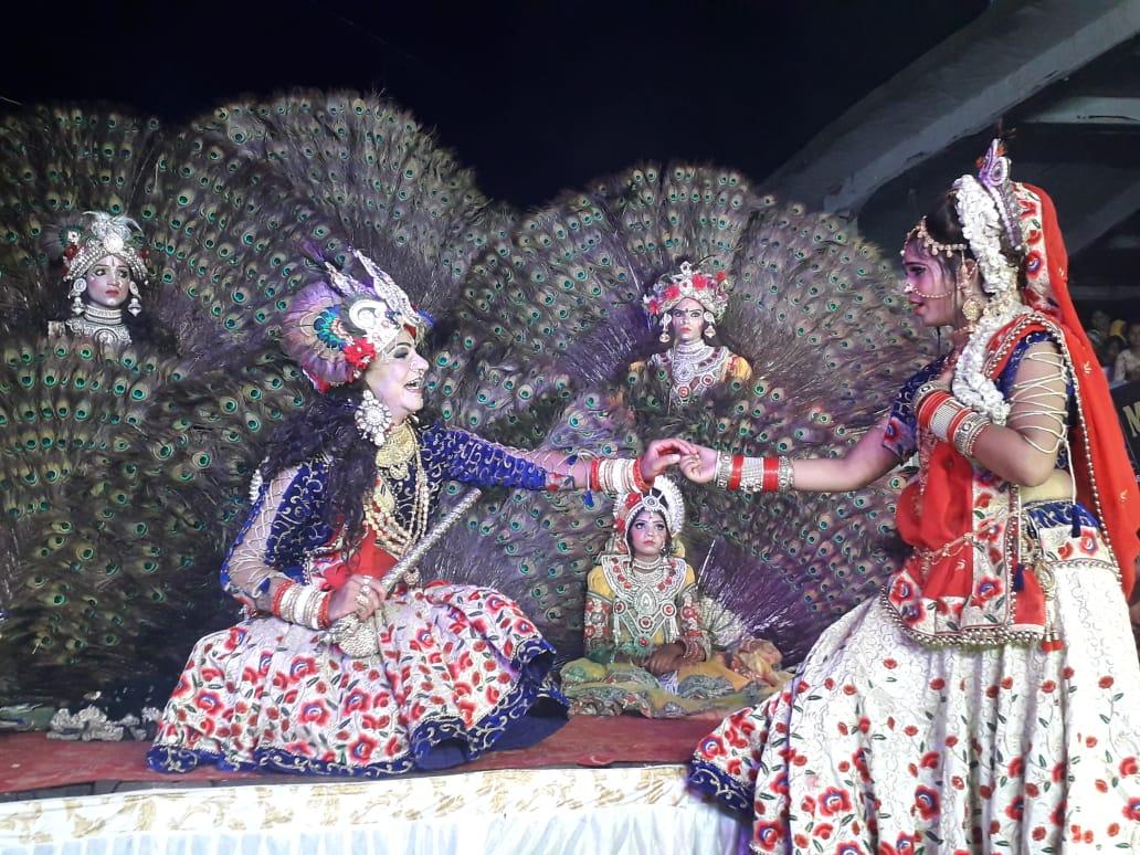 हिंदी समाचार  श्री राधाकृष्ण महादेव मंदिर...
