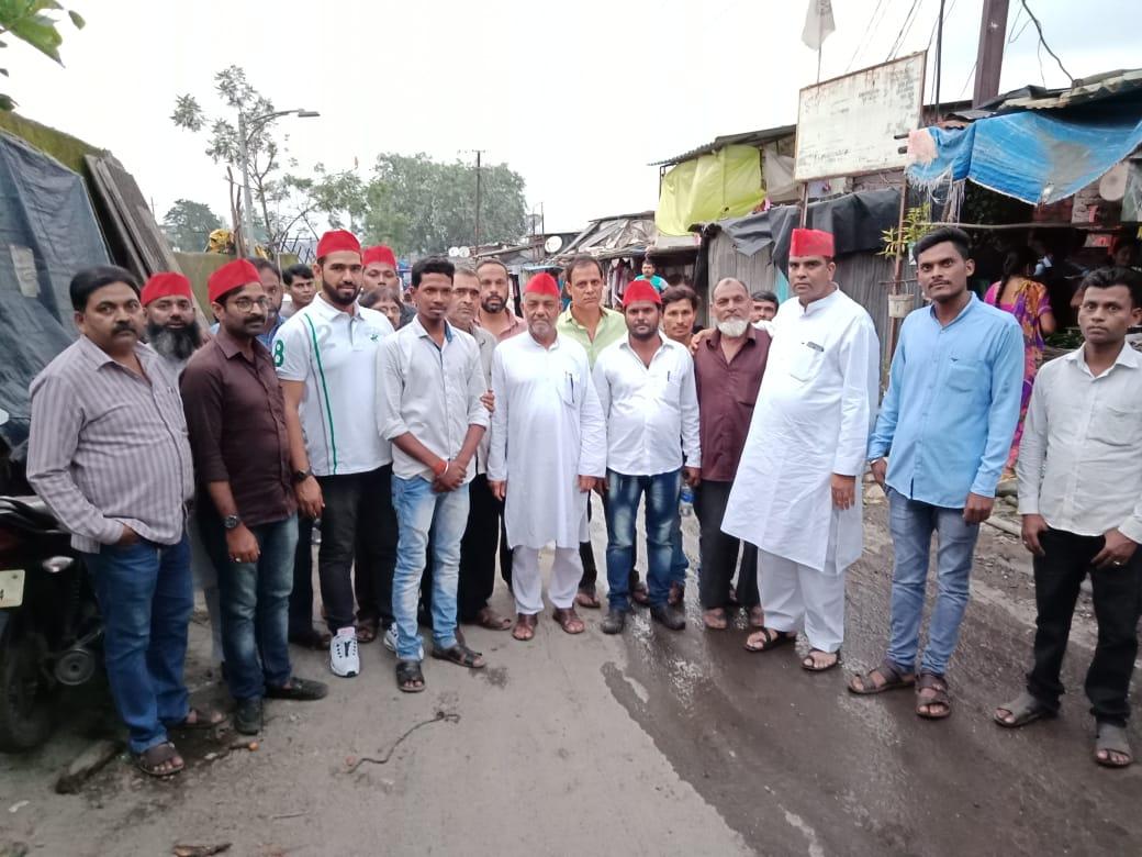 हिंदी समाचार |सपा नेता सिकंदर खान ने किया...