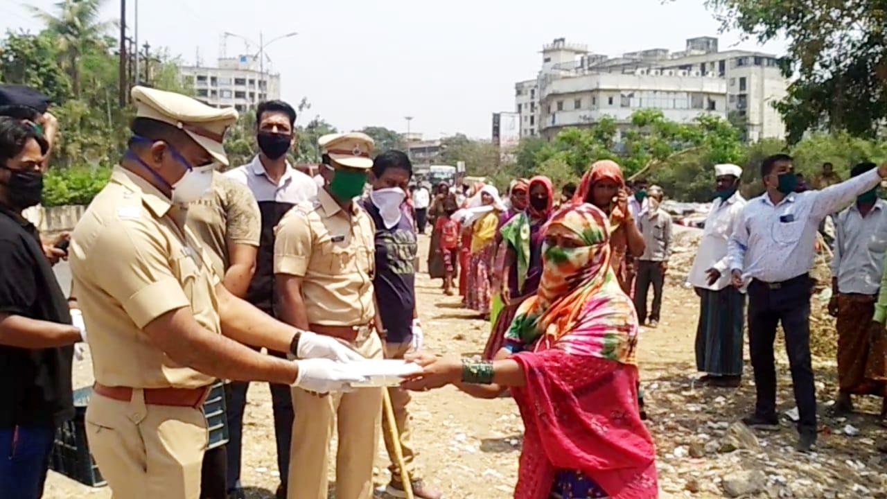 हिंदी समाचार |कल्याण परिमंडल 3 के पुलिस...