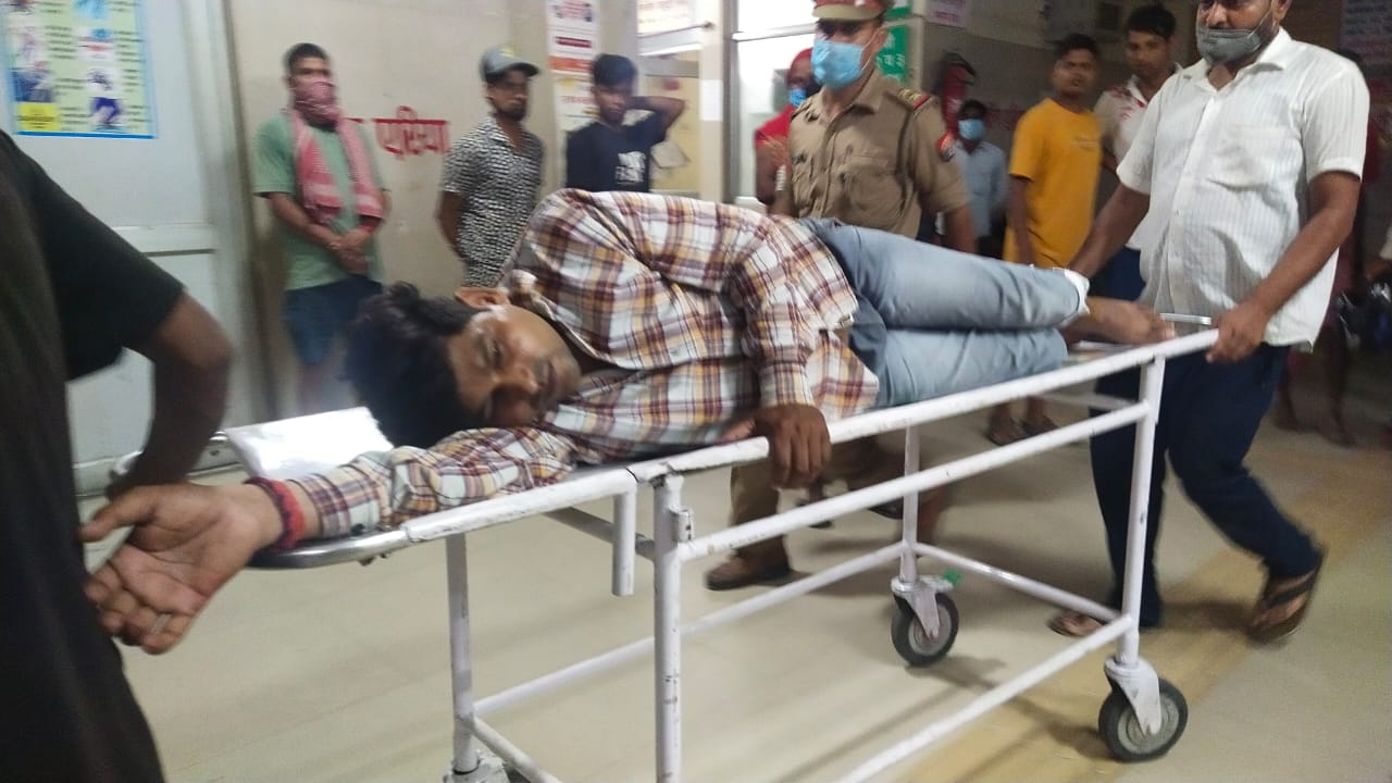 हिंदी समाचार |पुलिस और हिस्ट्रीशीटर आमने...