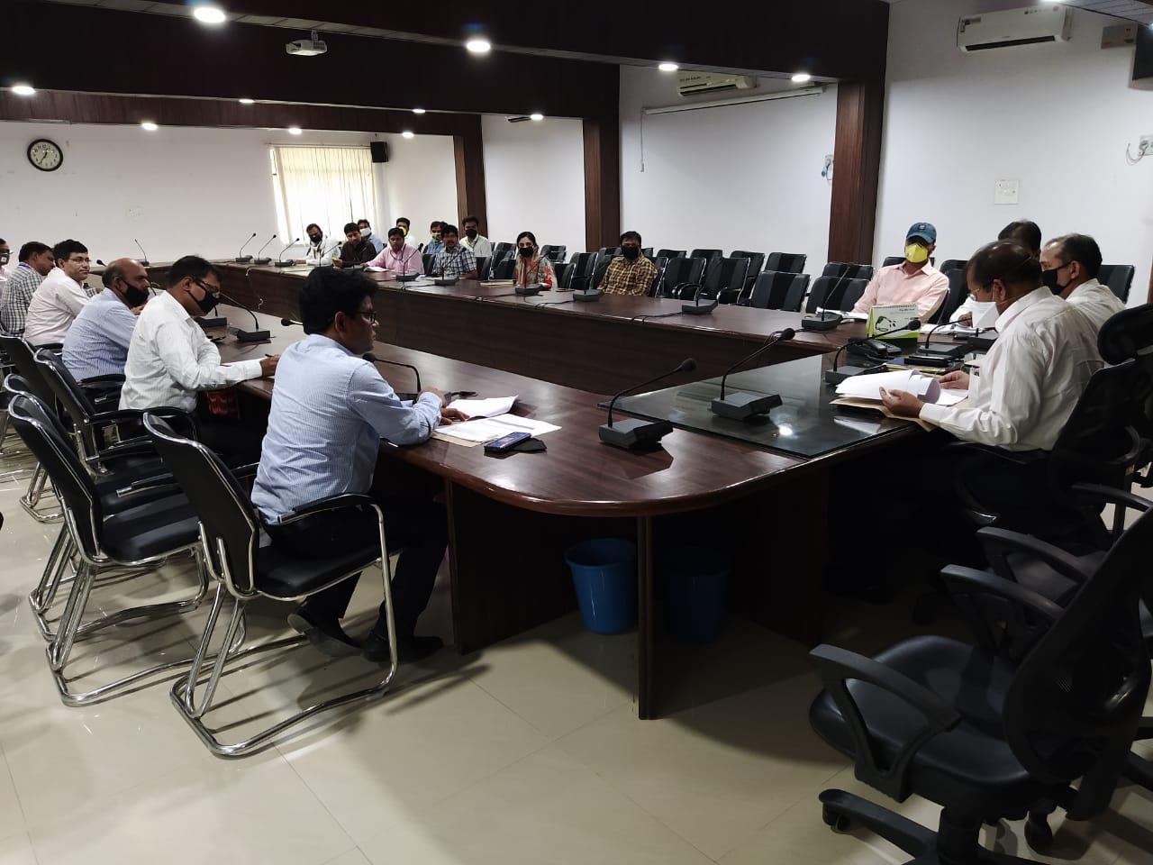 हिंदी समाचार |कोविड-19 महामारी के दृष्टिगत...
