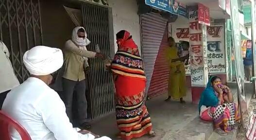 हिंदी समाचार  गरीबों की सेवा करना हमारी...