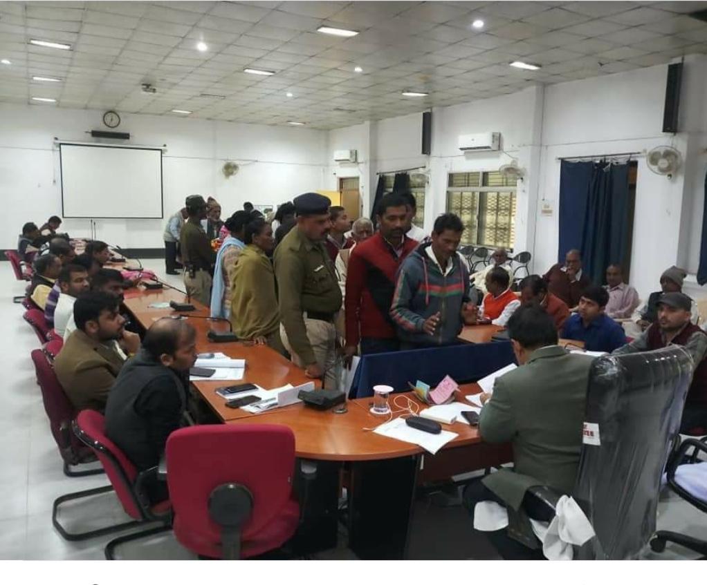हिंदी समाचार |सीधी जिले में जनसुनवाई हुई...