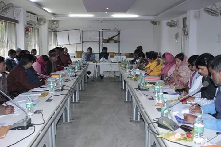 हिंदी समाचार | जिला परिषद की बैठक विकास भवन...