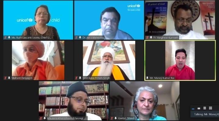 हिंदी समाचार |भदोही : धर्मगुरुओं ने कहा...