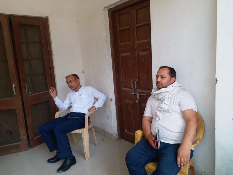 हिंदी समाचार |जिलापूर्ति अधिकारी ने बैठक कर...