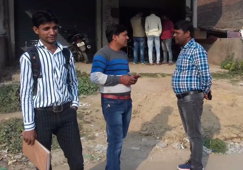 हिंदी समाचार  जंगीगंज में विद्युत विभाग ने...