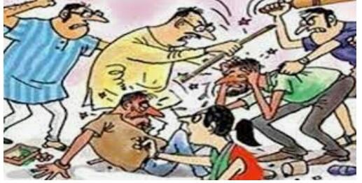 हिंदी समाचार  खूंटा विवाद व पुरानी रंजिश...