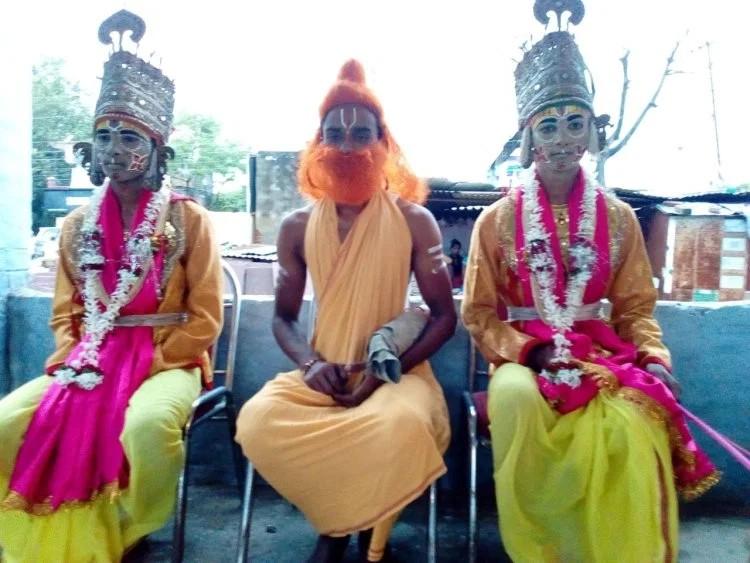 हिंदी समाचार  राम और लक्ष्मण को साथ लेकर...