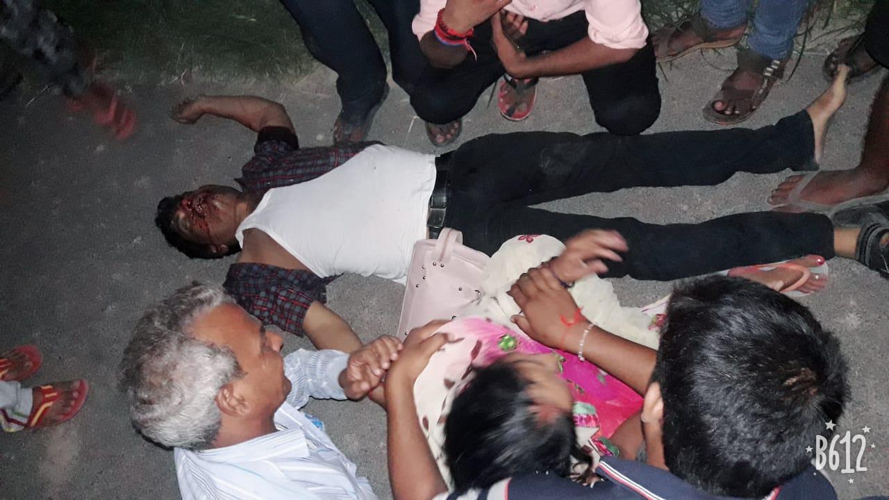 हिंदी समाचार | सूरापुर के दुकानदार की गोली मारकर हत्या, हत्यारों का पता नही