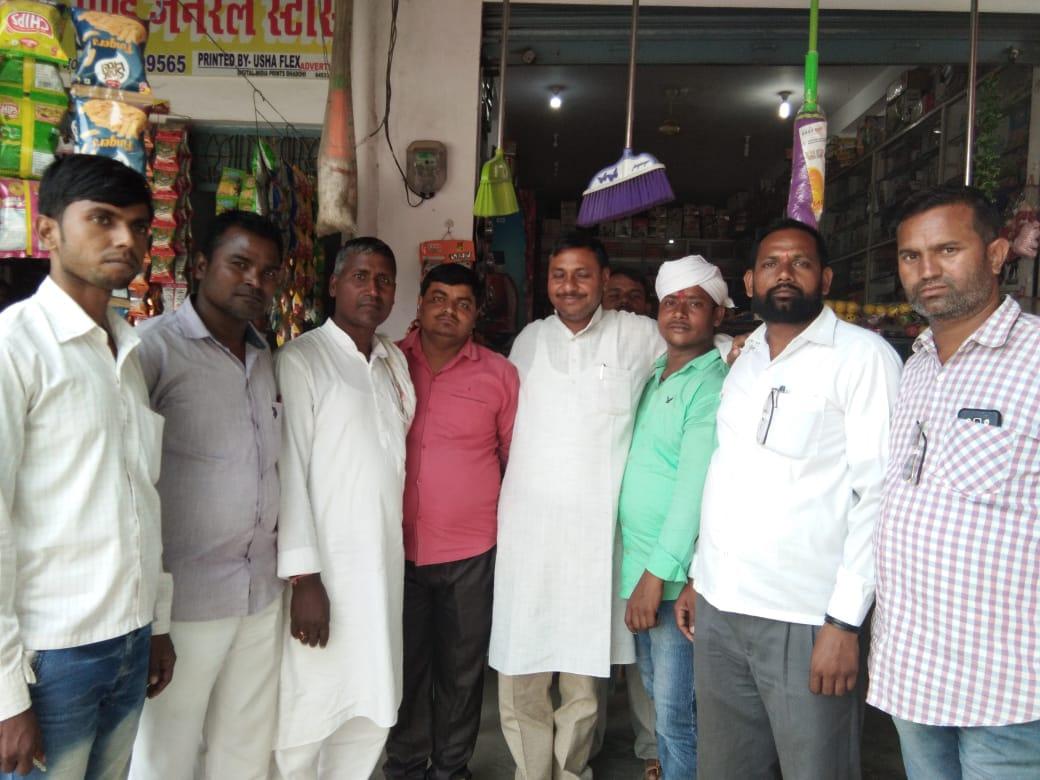 हिंदी समाचार |सपा नेताओं ने दर्जनो गावों मे...