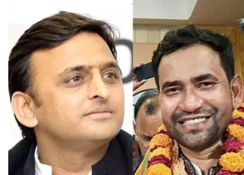 हिंदी समाचार |धीमी गति से घूम रहा है आजमगढ़...