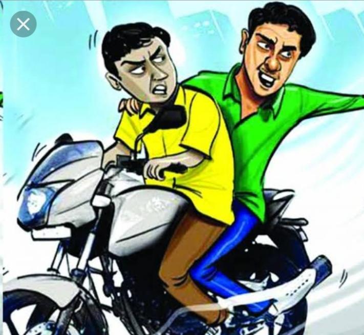 हिंदी समाचार |बारात से बाईक चोरी से मचा...