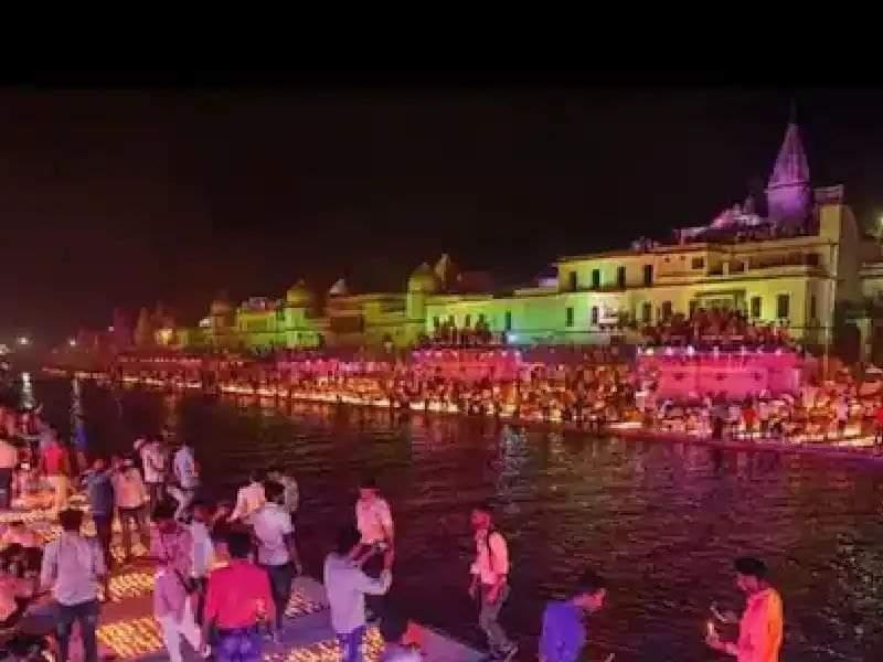 हिंदी समाचार  दीपावली पर अयोध्या में होगा...