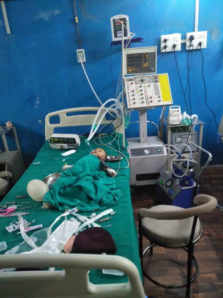 हिंदी समाचार | डॉक्टरों की लापरवाही से ऑपरेशन के दौरान बच्चे की हुई मौत