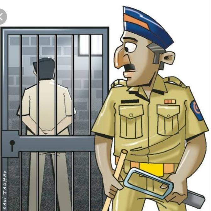 हिंदी समाचार | बदनामी के डर से पुलिस हिरासत...