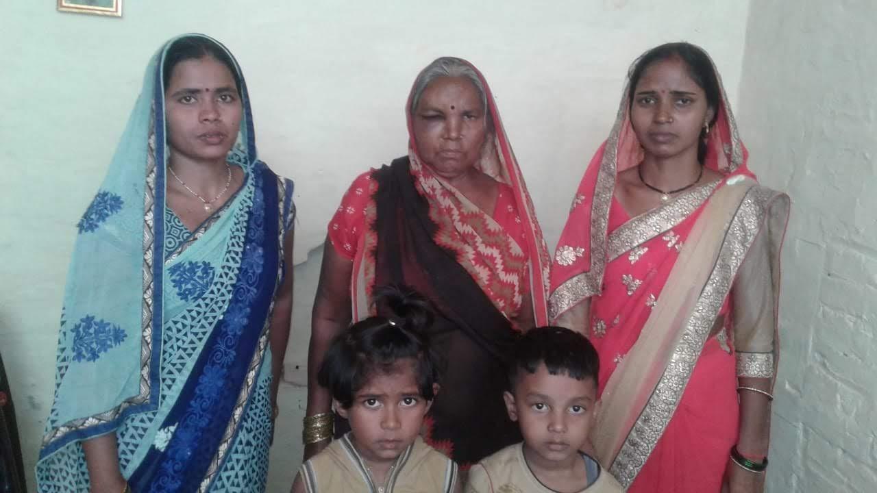 हिंदी समाचार |चन्दवक थाना अंतर्गत हरिहरपुर...