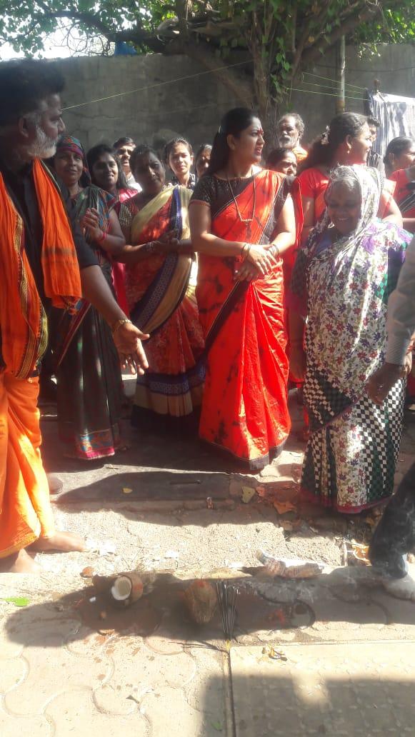 हिंदी समाचार |नगरसेविका पाटिल के कार्यों को...