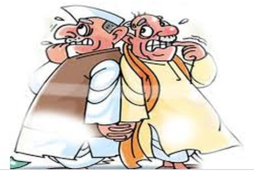 हिंदी समाचार | समाज बंधुओं सावधान !! काम पर लग गए हैं जयचंद ?