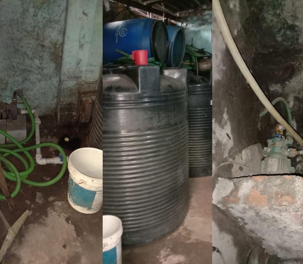 हिंदी समाचार |पानी माफिया पर प्रभाग अधिकारी...