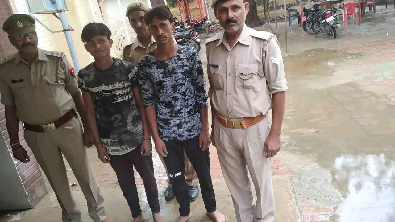 हिंदी समाचार |थाना मुसाफिरखाना पुलिस...