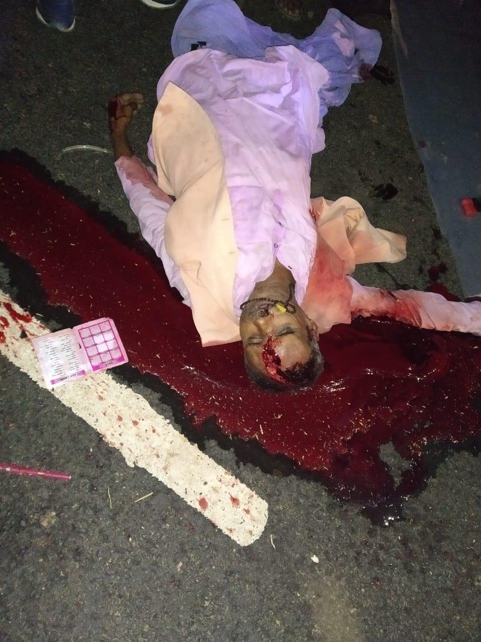 हिंदी समाचार |सड़क दुर्घटना के कारण भाजपा...
