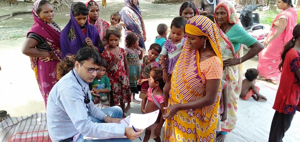 हिंदी समाचार |वाराणसी के अनेई में आयोजन हुआ...