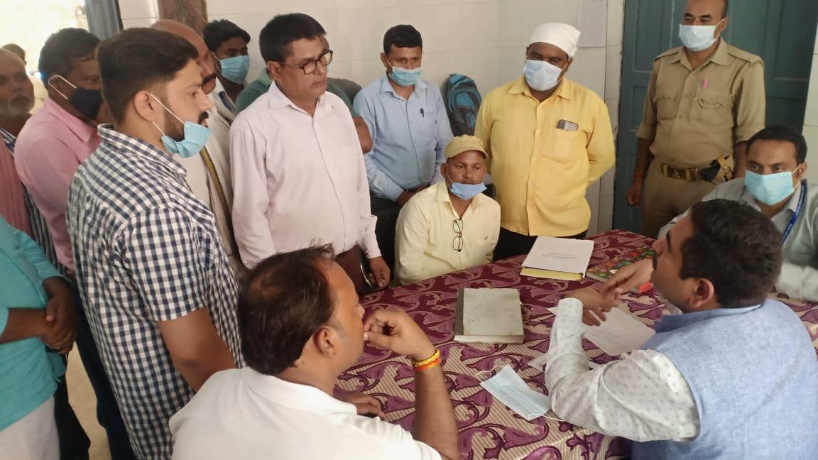 हिंदी समाचार |भाजपा नेता ने पीएससी में...