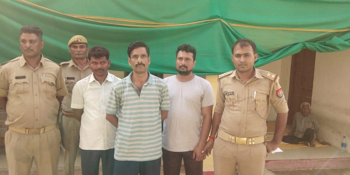 हिंदी समाचार  हरहुआ पुलिस को मिलीं बड़ी...